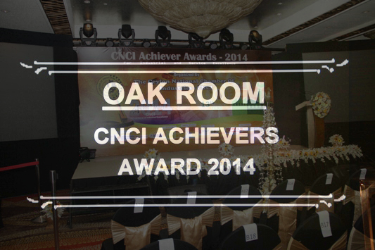 The Achiever Awards 2014